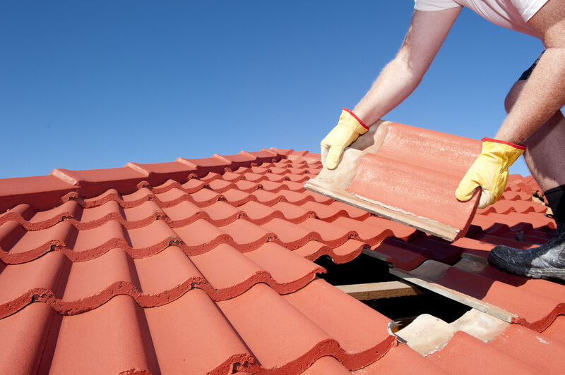 Replacement Roofing Tiles Yeovil Somerset